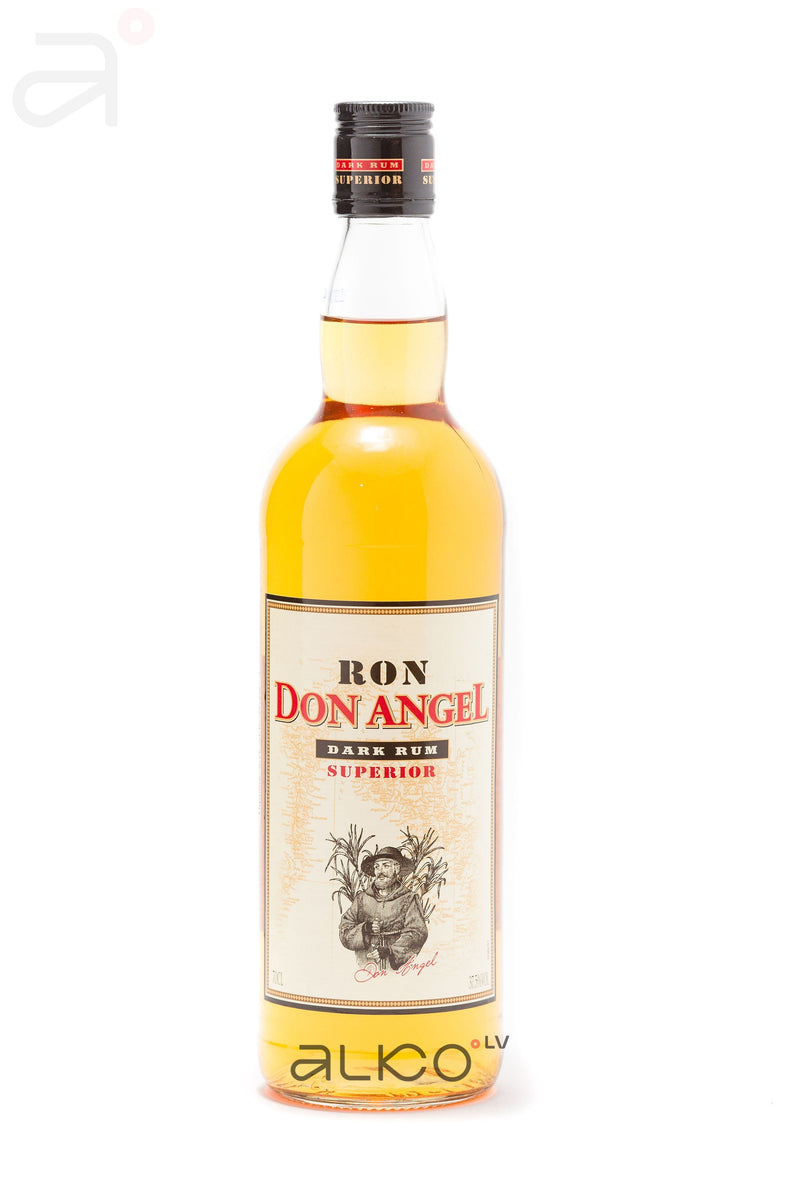Ron Don Angel Dark Rum 37.5% 0.7L