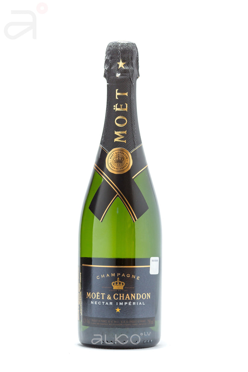 Moet & Chandon Nectar Imperial, 12%, 0.75L