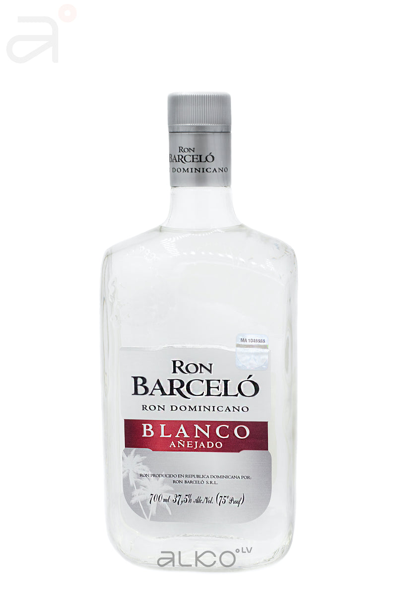 Ron Barcelo Blanco 37.5% 0.7L