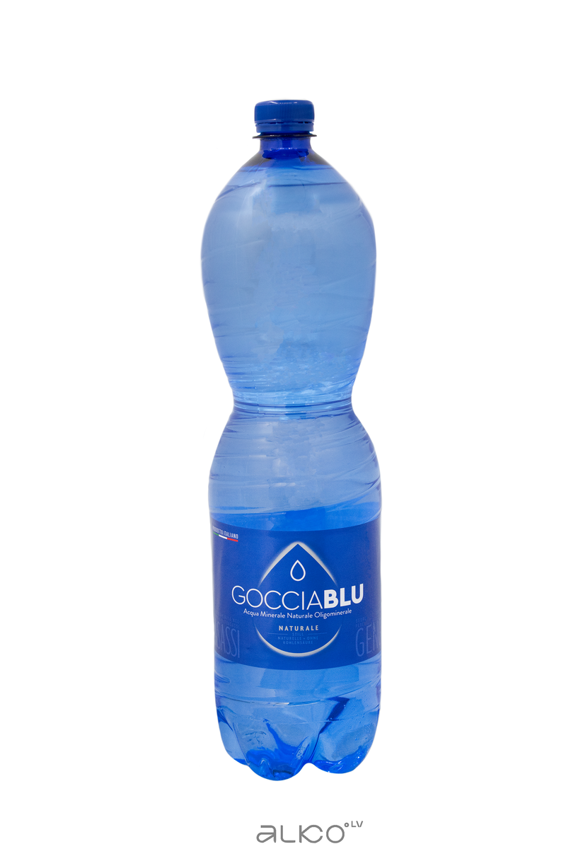 Goccia Blu Water PET still 1.5L