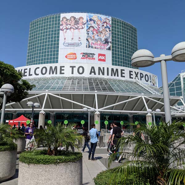 Anime Expo 2018 Convention Report