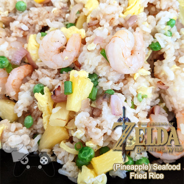 BOTW (Pineapple) Seafood Fried Rice