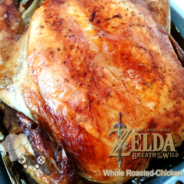 BOTW (Asian) Whole Roasted Chicken