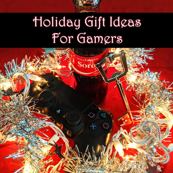 Holiday Gamer Gift Ideas