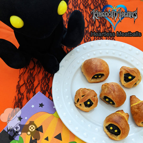 Kingdom Hearts Heartless Meatballs
