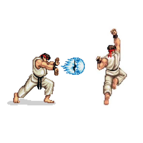 What 90's LA kids misheard for Ryu's Shoryuken