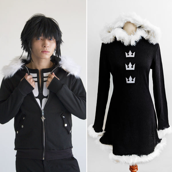 NEW Squall Hoodie & KH Christmas Town Dress