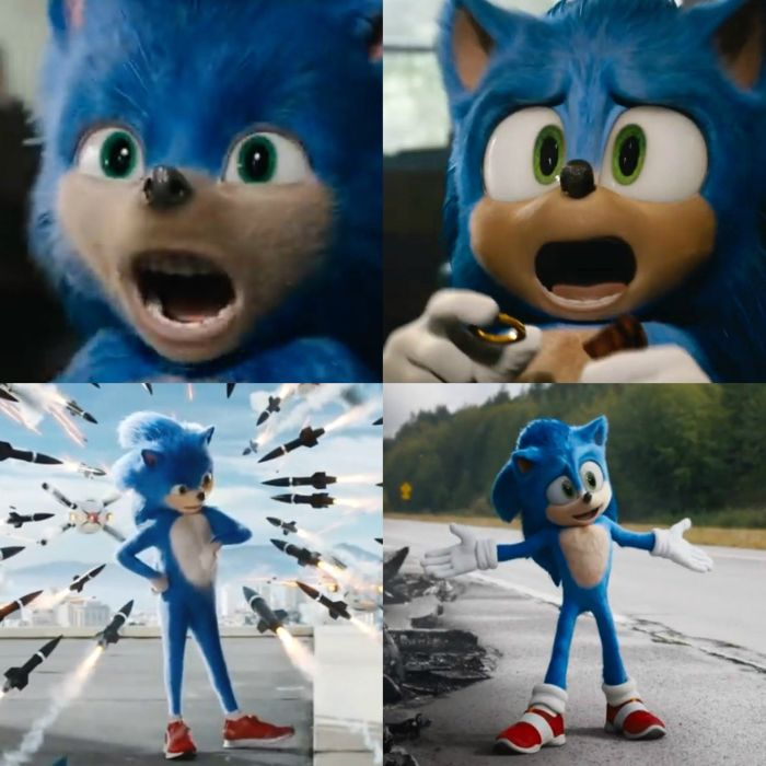 Sonic the Hedgehog Redesigned