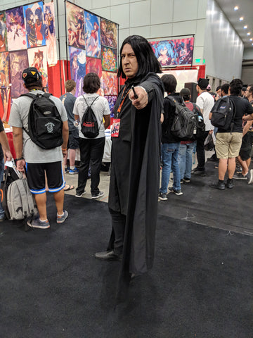 Professor Snape Cosplay
