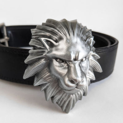 Final Fantasy 8 and Dissidia Squall Belt Buckle