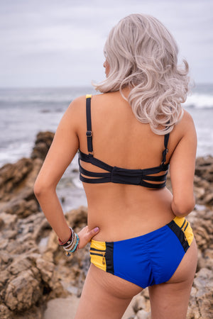 Keyblade Master Bikini Cosplay Swimsuit