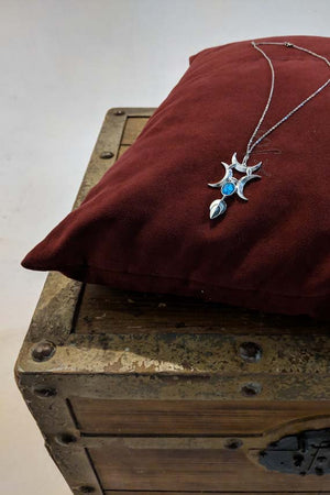Healing Grace Pendant Necklace