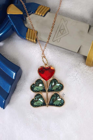Skyward Heart Pendant
