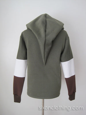 Hero Of Time Green Hoodie