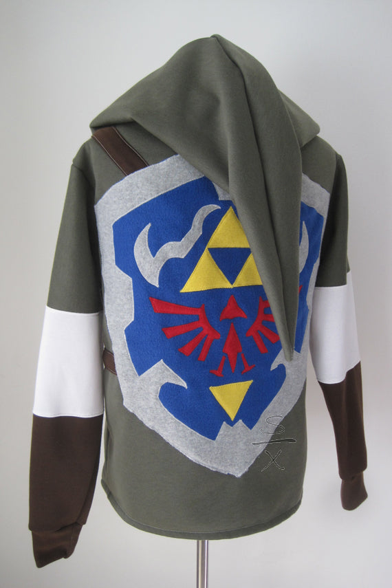 Hero's Tunic with SHIELD Hoodie