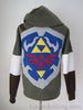 Legend of Zelda Link with SHIELD Hoodie