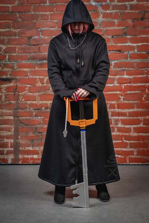 Organization XIII Long Coat Version 1