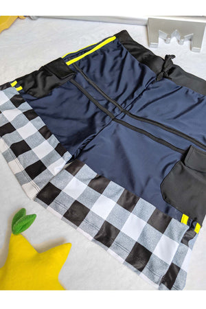 Riku Swim Trunks based on Kingdom Hearts 3