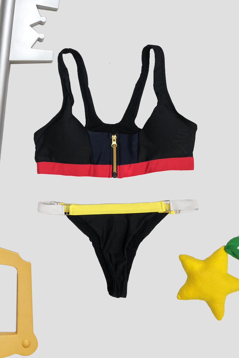 Keyblade Wielder Bikini Cosplay Swimsuit