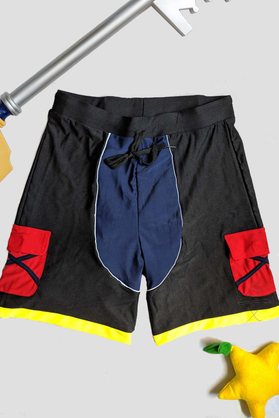 Keyblade Wielder Swimsuit Cosplay Shorts