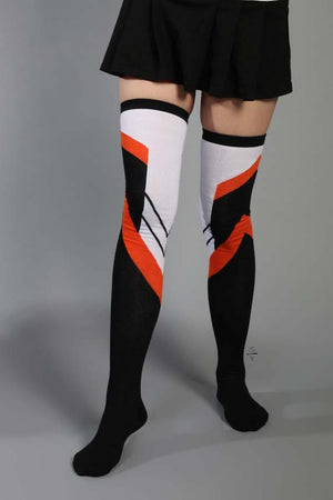 Medic Thigh High Socks