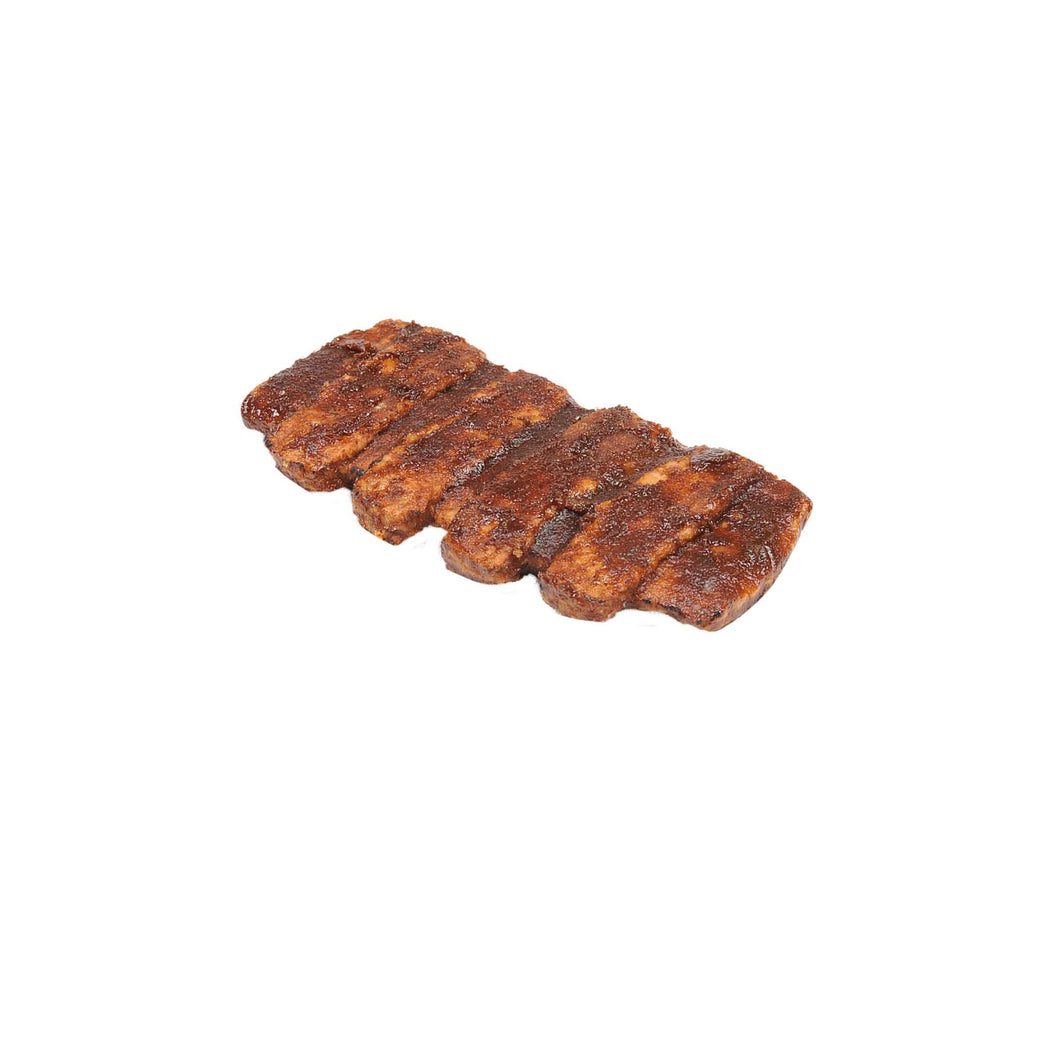PORK-BBQ RIB PATTIES, BONELESS...PRE-COOKED (52-3.1 OZ.)