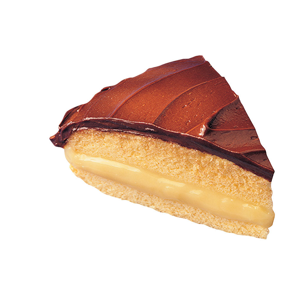 PIES-BOSTON CREAM, PREBAKED