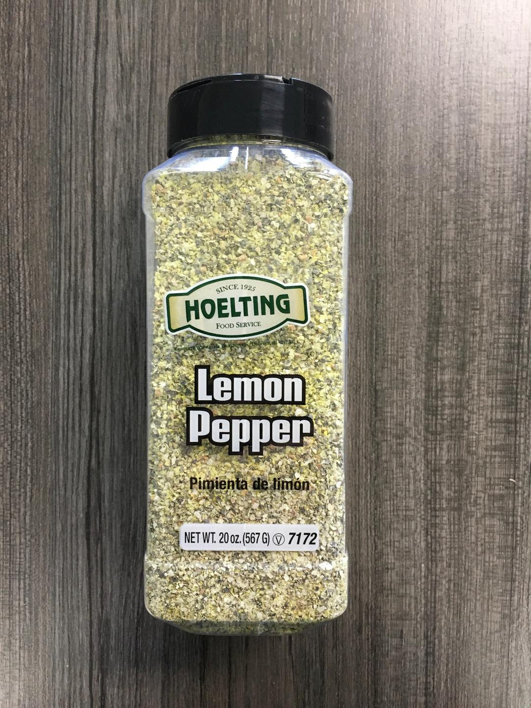 SPICE-LEMON PEPPER (20 OZ.)