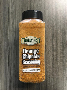 SPICE-ORANGE CHIPOTLE SEASONING (21 OZ.)