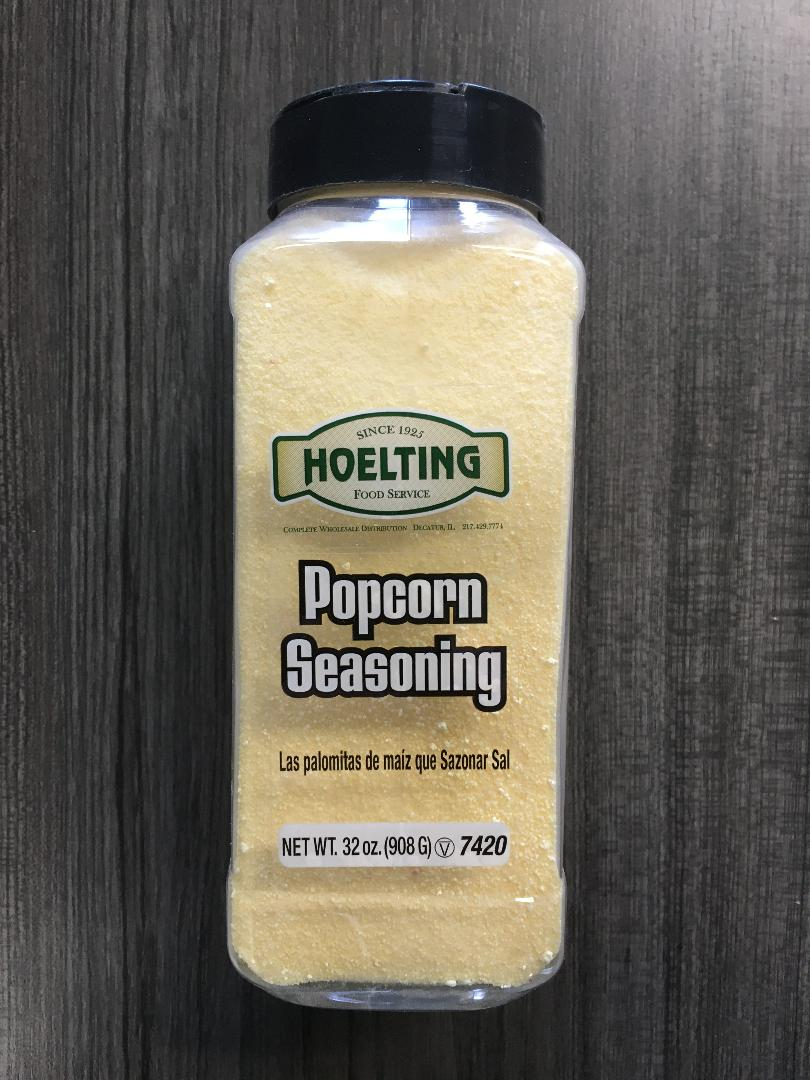 SPICE-POPCORN SEASONING (32 OZ.)