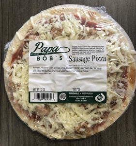PIZZA-SAUSAGE, 9 INCH (1 CT.)