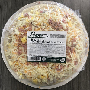 PIZZA-COUNTRY BREAKFAST, 12 INCH  (1 CT.)