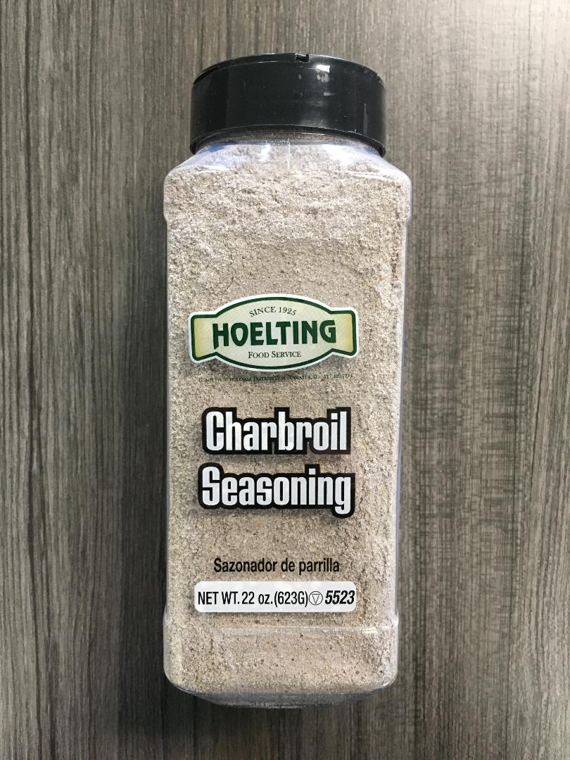 SPICE-CHARBROIL SEASONING (22 OZ.)