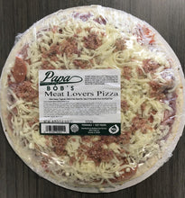 Load image into Gallery viewer, PIZZA-MEAT LOVERS, 12 INCH  (1 CT.)