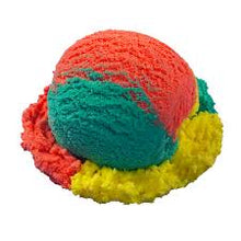 Load image into Gallery viewer, ICE CREAM-KRYPTONITE (3 GALLON)