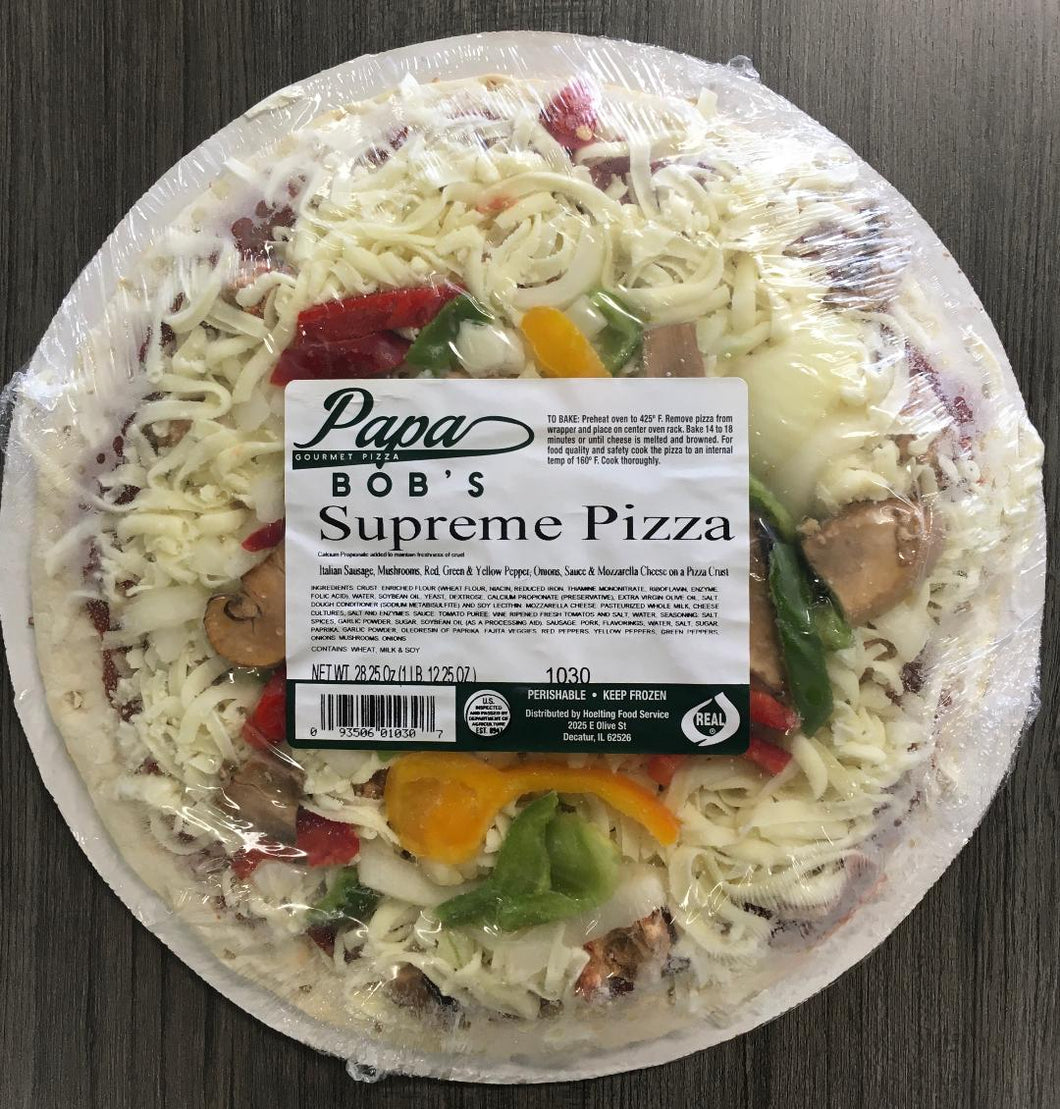PIZZA-SUPREME, 12 INCH (1 CT.)
