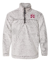 Load image into Gallery viewer, Metrolina Embroidered - SHERPA QUARTER ZIP PULLOVER (YOUTH)