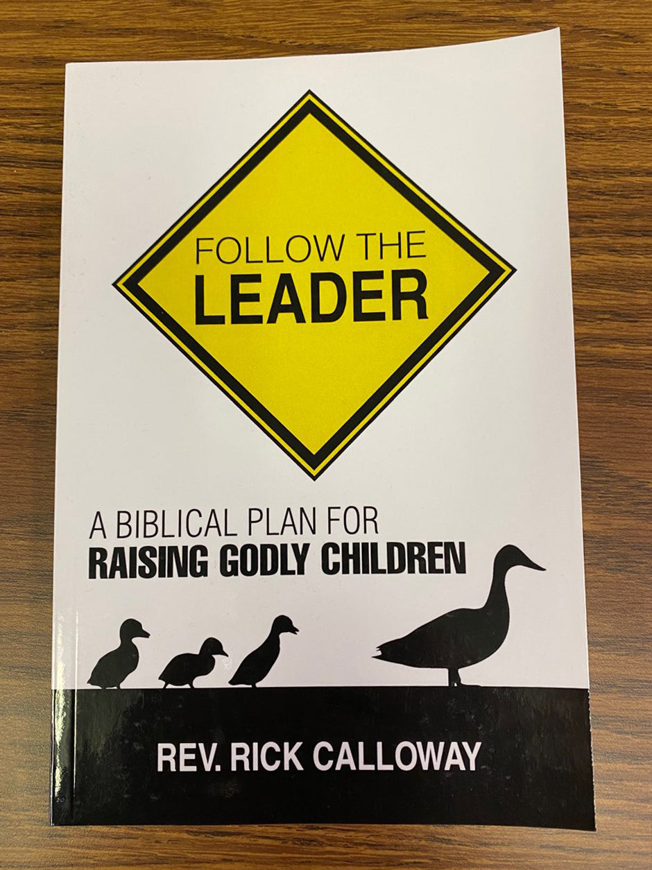 Follow the Leader Book