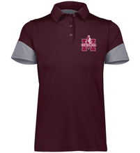 Load image into Gallery viewer, Metrolina - Ladies Hybrid Polo