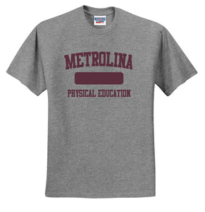 MCA - PHYSICAL EDUCATION SHIRT