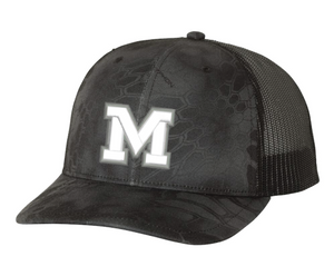 MCA - RICHARDSON TRUCKER SNAPBACK CAP R112