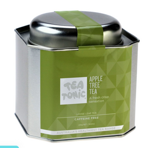 Tea Tonic Apple Tree Loose Leaf Caddy