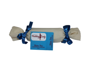 Gluten-Free Christmas Pudding - Log In Cloth