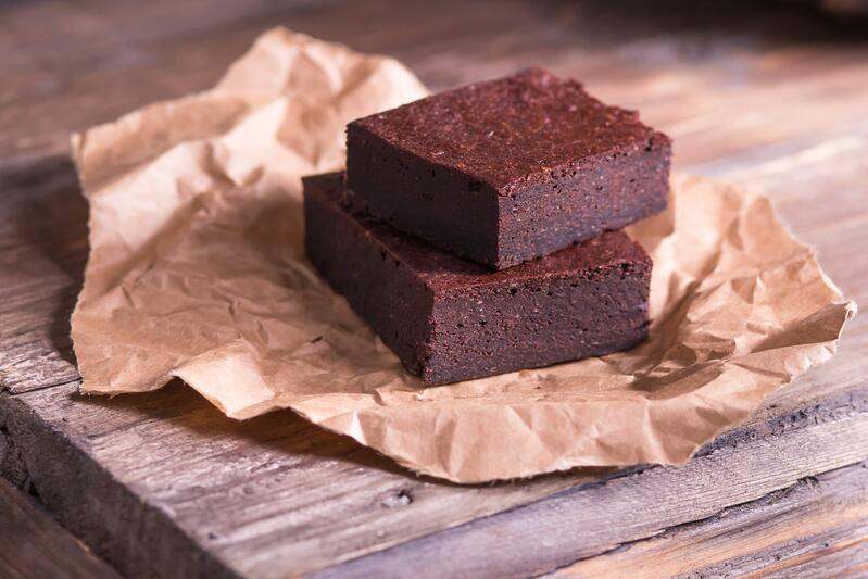 VegEssential™ Raw Brownies