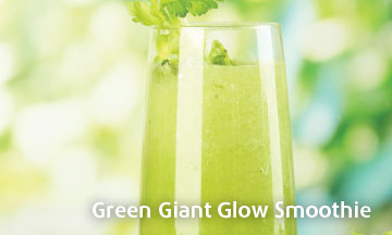 Green Giant Glow Smoothie