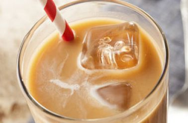 Harmonized Vegan Iced Mocha