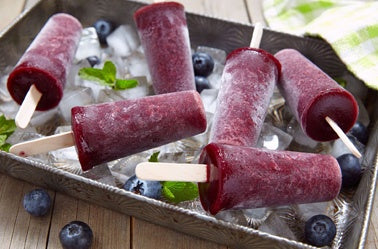 PhytoBerry Ice Pops