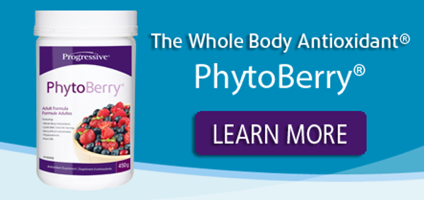 The Whole Body Antioxidant Phytoberry