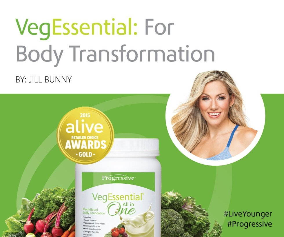 VegEssential For Body Transformation