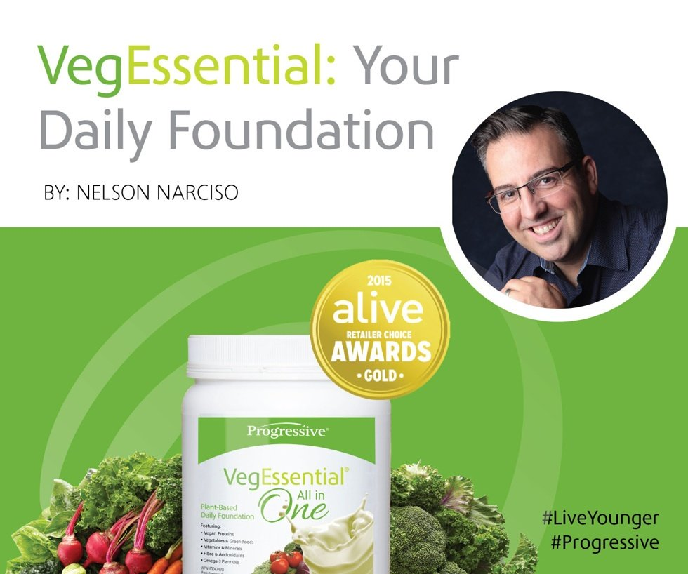VegEssential - Your Daily Foundational Supplement